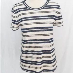 Madewell Hi-fi striped tee shirt 🐋🇸🇻🐋🇸🇻🐋